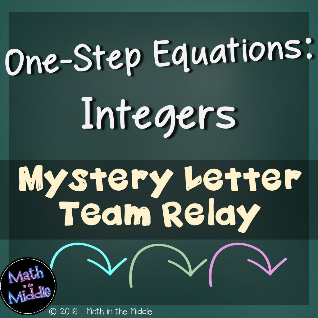 one-step equations integers pic1